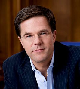 Mark Rutte @Nick van Ormondt